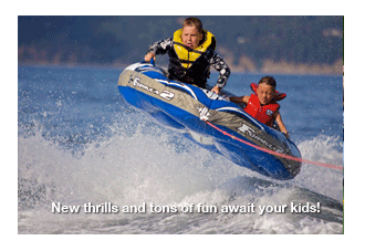 new thrills and tons of fun await your kids!